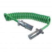 """Cables de energía ABS UltraLink, 15' c/terminal de 12"""", enrollado"""