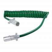 """Cables de energía ABS UltraLink™, 20' c/terminal de 12"""", enrollado, de lujo"""