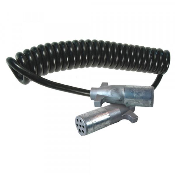 """UltraLink™ Stromkabel, 15' mit 12""""-Zuleitung, Gewickelt"""