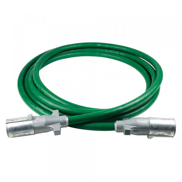 Cables de energía ABS UltraLink™, 15', Recto