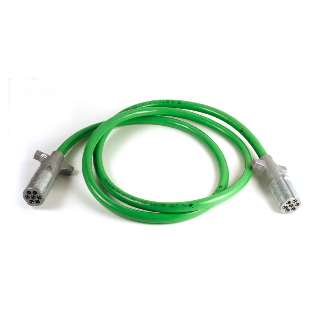 Grote 8ft straight abs power cord