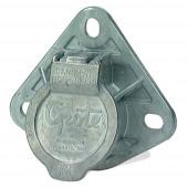 Ultra-Pin Receptacle Three-Hole Mount, Split Pin thumbnail