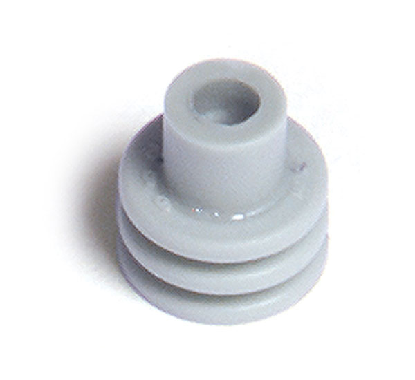 Weather Pack Cable Seals, 16 - 14 Gauge, Silicone, 1000pk