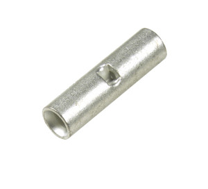 Uninsulated Butt Connectors, Seamless, 22 - 18 Gauge, 1000pk