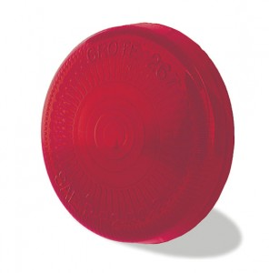 clearance marker replacement lenses 2 1-2 surface mount red
