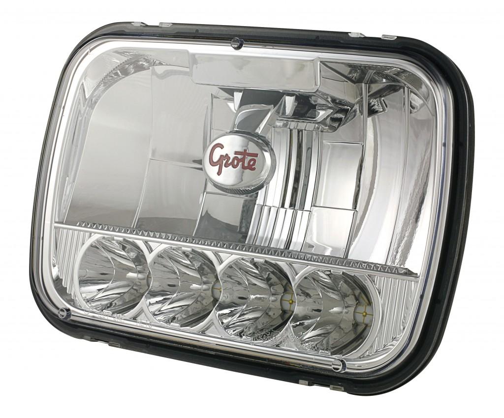 90951-5 - 5x7 LED Sealed Beam Headlight