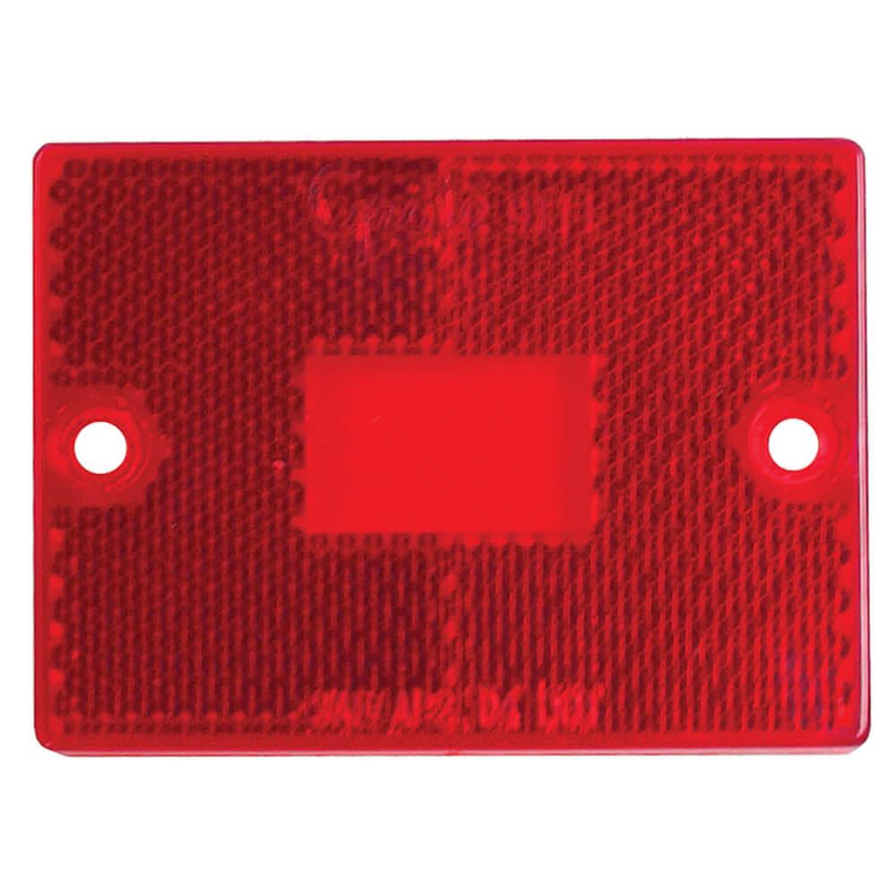 lentes de repuesto para uso recreativo, marítimo y de servicios públicos, rojo