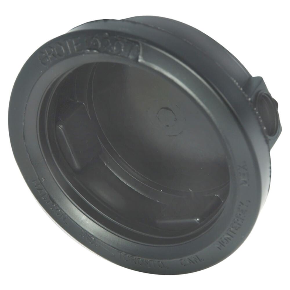 "2 25/32"" Hole Grommet, Closed Back Grommet"