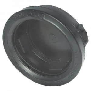 "2 25/32"" Hole Grommet, Closed Back Grommet"