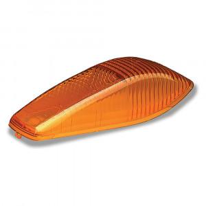 Amber Large Aerodynamic Cab Lens