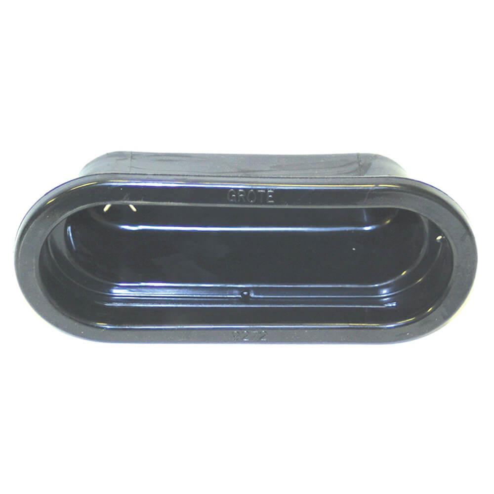 "Grommet For 6"" Oval Lights, Closed Back"
