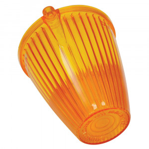 Yellow Torpedo-Style Cab Lens
