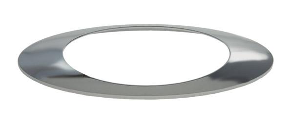 M5 Series Light Bezel, Chrome