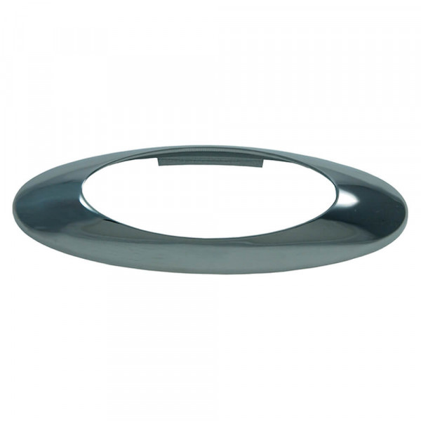 MicroNova® Light Bezel, Chrome Plated