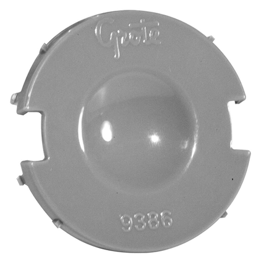 """Snap-In Mounting Flange For 2 1/2"""" Round Lights, Cap"""
