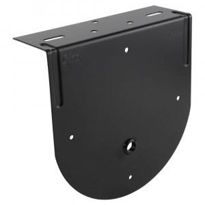 "Mounting Bracket For 7"" Round Lights, Black"
