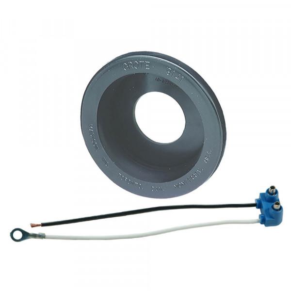 """3"""" Hole Grommet, Open Grommet Kit (91410 + 67050)"""