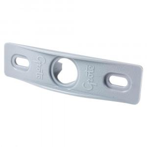 Befestigungsklammer für MicroNova® DOT, Grau