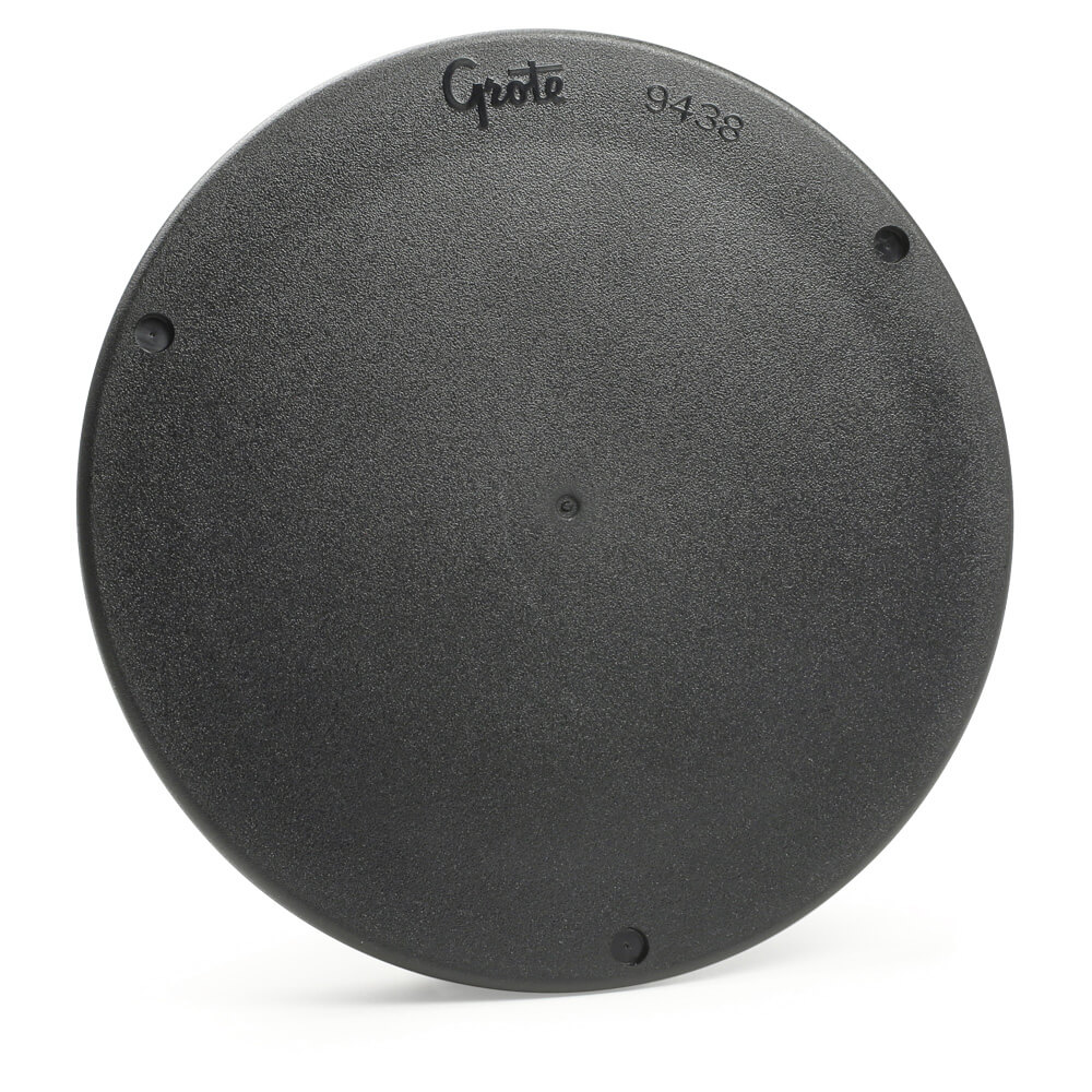4 Inch Round Snap-In Cover