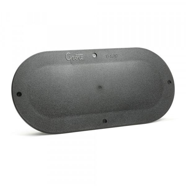 Oval Snap-in Cover Plate