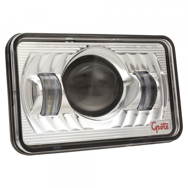 4x6 LED Headlight