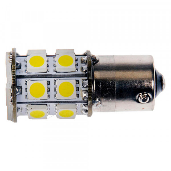Bayonet Base White Replacement LED Bulb
