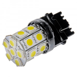 Wedge base replacement LED bulb