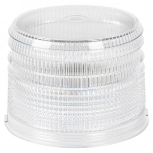 Clear LED Beacon Replacement Lens