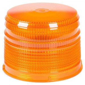 Amber LED Beacon Replacement Lens