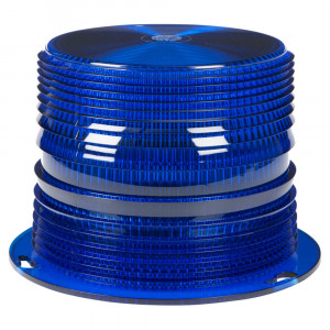 Blue LED Beacon Replacement Lens
