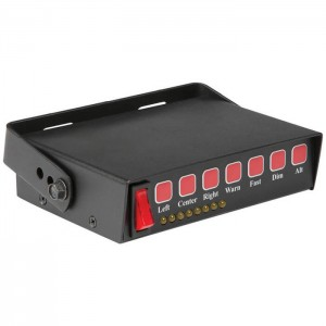 Control Box for Traffic Directors