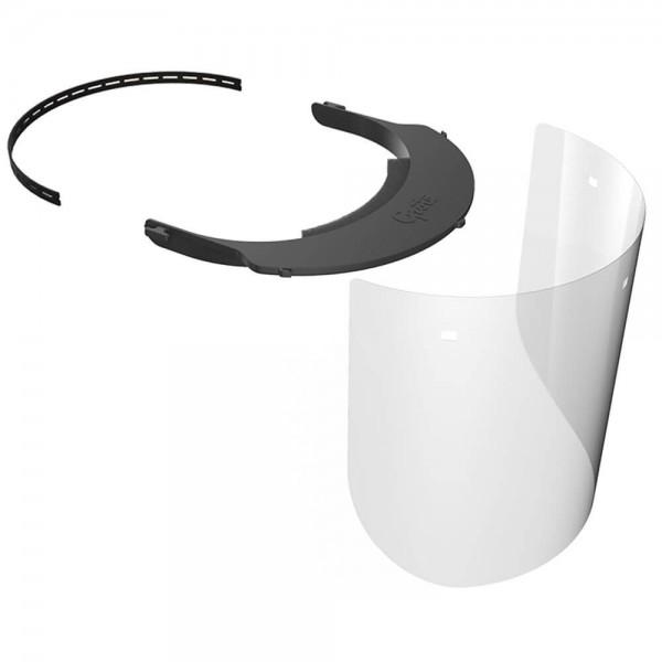 protective face shield parts