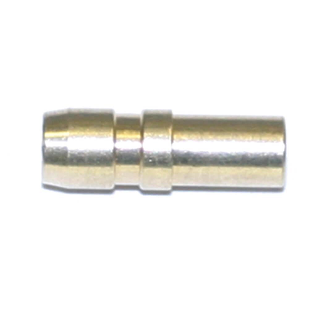 Terminales de engarce con cabeza redonda de .180, Cable de calibre 12