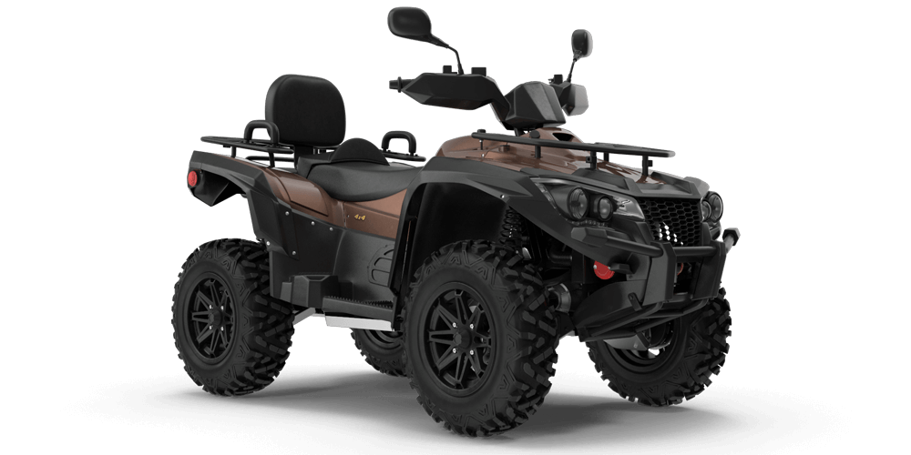 ATV four wheeler