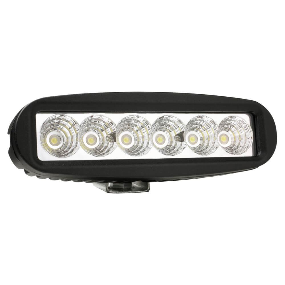 LED Work Light, 1400 Lumens, Slim, Flood