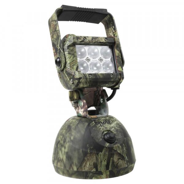 Luz LED camuflada