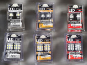 Replacement LED Bulbs in retail package thumbnail