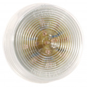 Optic Clearance Marker light Red with Clear Lens