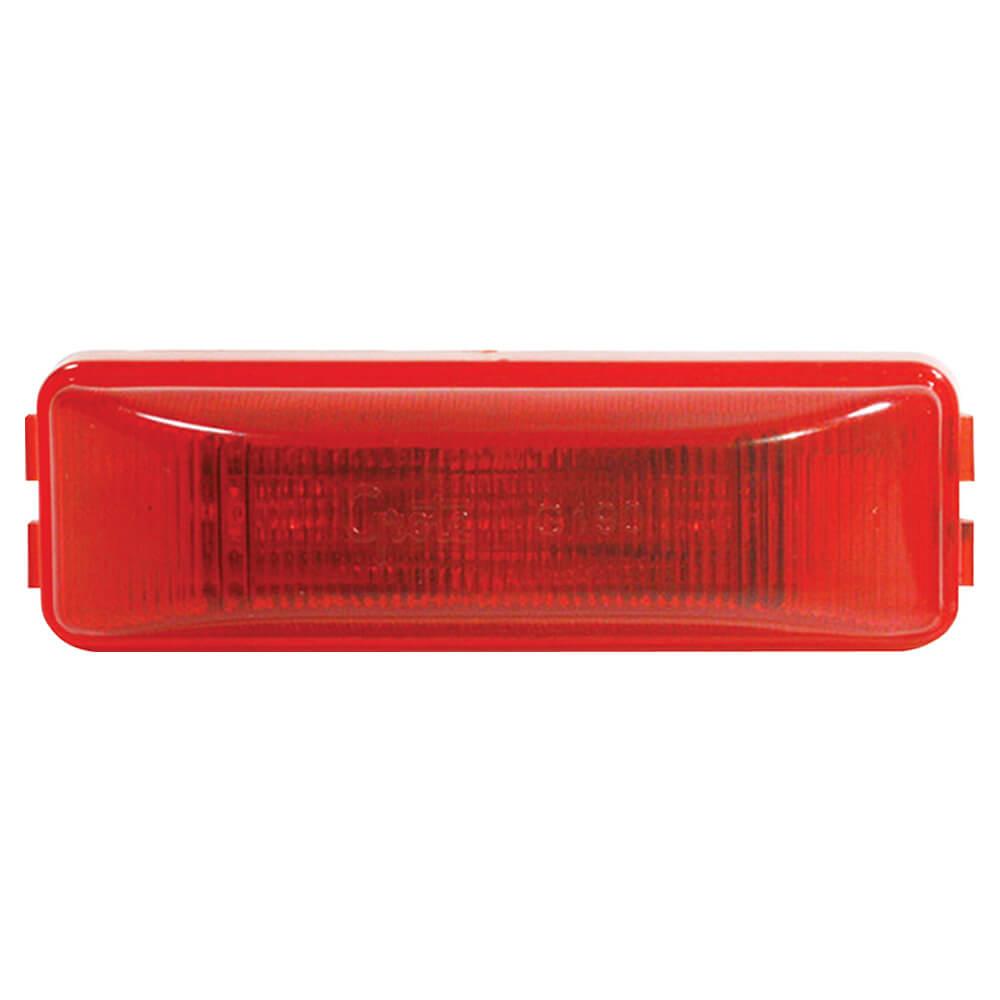 hi count 3 diode led clearance marker light red