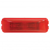 hi count 3 diode led clearance marker light red thumbnail