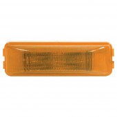 hi count 3 diode led clearance marker light yellow thumbnail