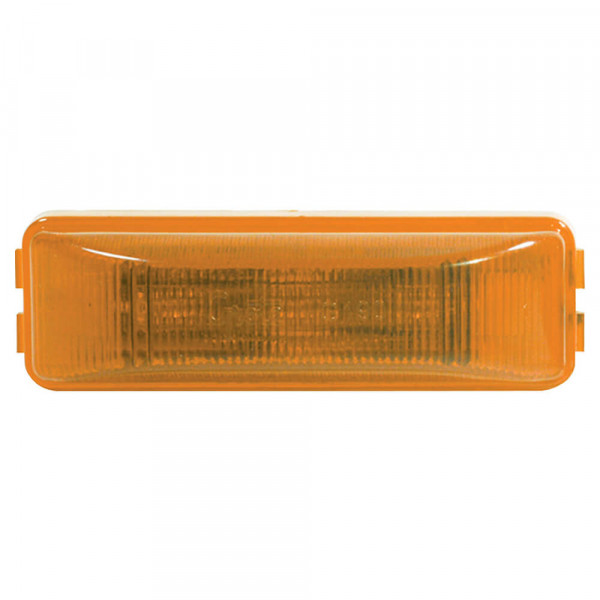 hi count 3 diode led clearance marker light yellow