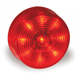 red hi count 9 led clarance marker light