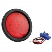 "G4012 4"" hi count stop tail turn led red kit"