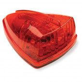 hi count school bus wedge led marker red thumbnail