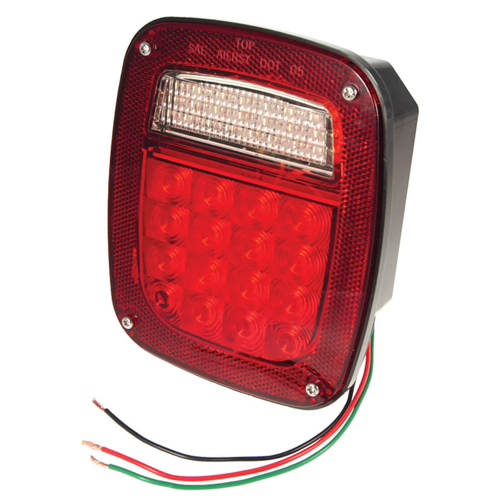 """4"""" led stop tail turn light"""