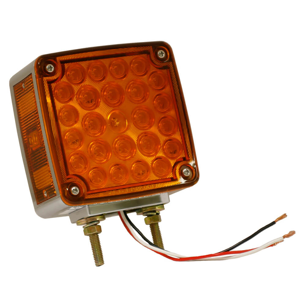 LED Stop Tail Turn Light with Side Marker
