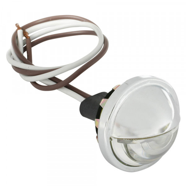 LED Compact Courtesy Light clear