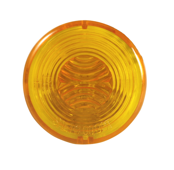 Gelbe Umriss-/Markierungsleuchte