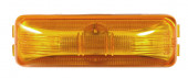 Yellow Clearance Marker Light